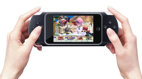 ipod touch controller